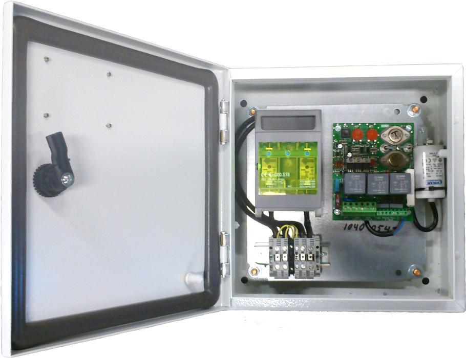 Elme styrsystem för lyftmagneter